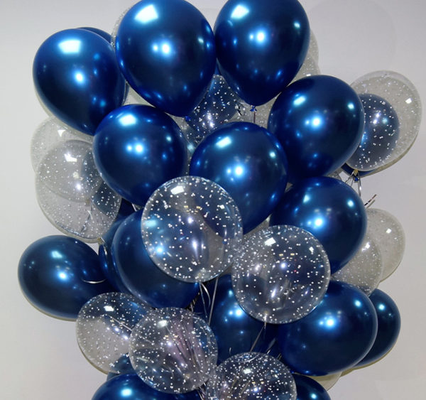 Фонтан Морская энергия из воздушных шаров